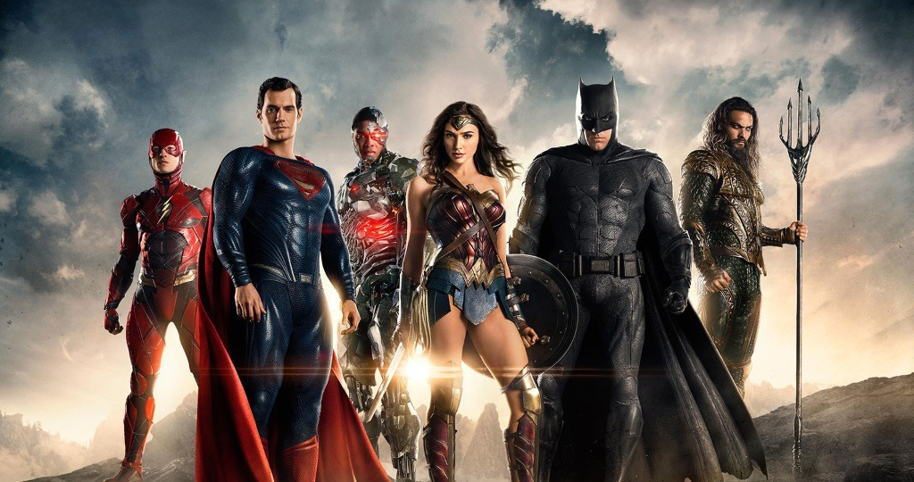 WATCH : DC Comics Justice League Trailer #1